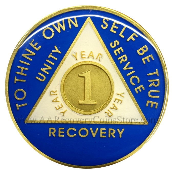 The Effectiveness Of Sobriety Coins Aa Chip Blog